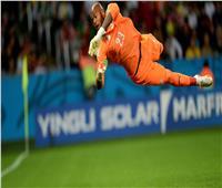 رقم قياسي يحققه مبولحي مع الجزائر في نهائي أمم إفريقيا 2019