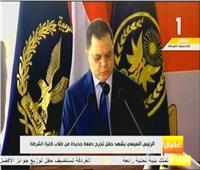 فيديو  وزير الداخلية: نعتمد على تقنيات العصر لتأسيس منظومة أمنية متطورة