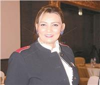 حوار  أول مصرية بمجلس محافظة فرساى الفرنسية: كل أجهزة الدولة لخدمة ودعم المصريين بالخارج