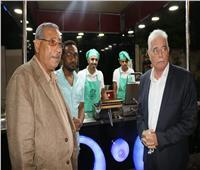 محافظ جنوب سيناء يتفقد نماذج أكشاك الشباب في شرم الشيخ