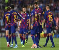 شاهد| «جريزمان» يقود برشلونة لسحق ريال بيتيس بخماسية
