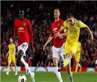 شاهد المان يونايتد يفوز بصعوبة على أستانا في الدوري الأوروبي