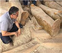 اليوم.. الإعلان الرسمي عن أكبر اكتشاف أثري للتوابيت الفرعونية الملونة بالأقصر