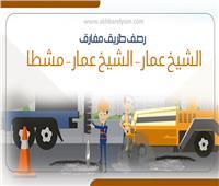 إنفوجراف  بـ66 مليون جنيه.. تفاصيل مشروع رصف طريق «الشيخ - عمار مشط» بسوهاج