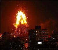 ليلة قصف غزة  11 شهيدًا.. ومطالبات بتدخل دولي ضد بلطجة إسرائيل