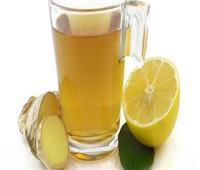 «الزنجبيل والليمون» للقضاء على البرد والأنفلونزا