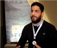 فيديو| «محمود يوسف» سفير مؤسسة حلم.. حكاية بطل تحدى الجميع