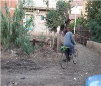 «أهالي دنديط» يطالبون بوصول مياه النيل لحقولهم