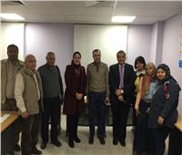 تنفيذ اختبارات مدربي الزمالة المصرية بالتعاون مع طب هارفارد الأمريكية
