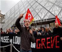 بسبب الاحتجاجات..الحكومة الفرنسية تغلق متحف اللوفر