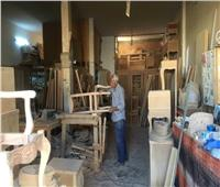 حكايات| قرية الشاكوش والمسمار.. «طنان» ماركة عالمية لبيزنس الموبيليا