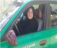 حكايات| «سائقة الأقاليم».. في مهمة بالمجلس القومي للمرأة