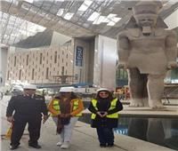 فيديو| حفيدة مانديلا: المتحف المصري الكبير جوهرة أفريقيا والعالم