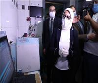 وزيرة الصحة: 35 ألف سرير بالمستشفيات لحالات كورونا والتحاليل بالمجان