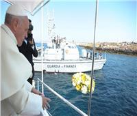 البابا فرنسيسيترأس قداس الذكرى السنوية السابعة لزيارته إلى لامبيدوزا