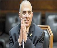 وزير الري يستعرض موقف دراسات تقييم تأهيل الترع