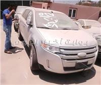 تفاصيل جلسة مزاد 28 سبتمبر للسيارات المخزنة بساحة جمارك مطار القاهرة