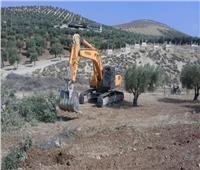 المرصد السوري: تركيا تخرب 25 موقعاً أثرياً في عفرين