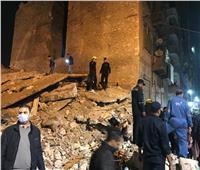 إرتفاع عدد ضحايا عقار الإسكندرية المنهار إلى 4 قتلى