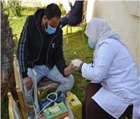 صور..  قوافل العيادات المتنقلة تجوب الإسماعيلية وتستهدف 500 أسرة