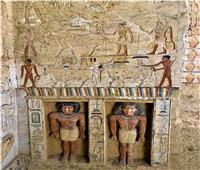 15 صورة تحكي عن آخر اكتشاف أثري في منطقة سقارة