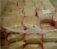 ضبط 19طن مواد غذائية فاسدة ومجهولة المصدر قبل بيعها للمواطنين