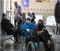 جرعات الأمل تهزم الأمراض المزمنة وتقدم السن في «صحة القطامية» | فيديو وصور