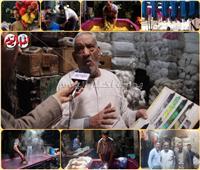 ١٢٠ سنة ألوان .. حكاية «عم سلامة» صاحب أقدم مصبغة يدوية في مصر  فيديو