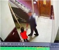تفاصيل حادث التحرش الجنسي بطفلة من داخل عقار المعادي  فيديو
