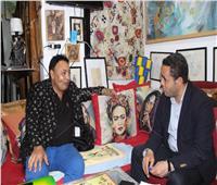 حوار| الفنان التشكيلي عبد الرازق عكاشة: مصر هزمت أعدائها في موقعة المومياوات