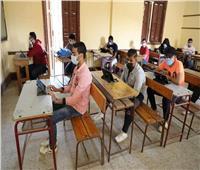 امتحانات شهرية لصفوف النقل الابتدائي والإعدادي بسيناء