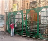 إغلاق 13 مقهى والتحفظ على 480 شيشة للتصدي لكورونا بالإسكندرية