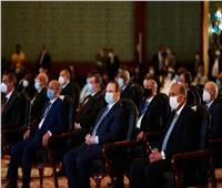 تفاصيل اجتماع القاهرة الخامس لرؤساء المحاكم الدستورية الأفريقية   صور
