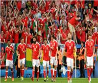 «يورو 2020»  انطلاق الشوط الثاني لمباراة سويسرا و«ويلز»