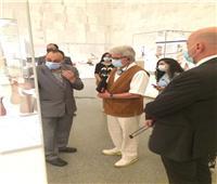 رئيس الاتحاد الدولي للخماسي الحديث يزور متحف الحضارة في الفسطاط | صور