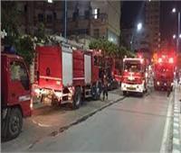 السيطرة على حريق نشب بأحد المحلات في المنيا