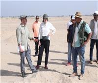 لأول مرة.. «ناشيونال جيوجرافيك» تصور وثائقيا عن منطقة آثار جرزة بالفيوم