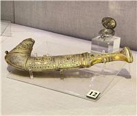 بالصورة| متحف المركبات الملكية يستعرض قطعة أثرية نادرة من مقتنياته
