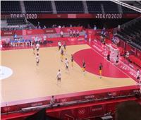 أولمبياد طوكيو| انطلاق الشوط الثاني من لقاء منتخبي مصر والسويد