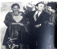 غرام زوج «مديحة يسري» السابق بابنة ملك البن البرازيلي