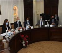 وزير الإسكان ومحافظ دمياط يبحثان مقترحات تطوير بعض المناطق بدمياط