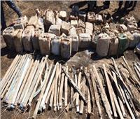 العراق: العثور على مخبأ كبير للعبوات الناسفة وصواريخ كاتيوشا في كركوك