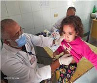 توقيع الكشف الطبي على 2991 مواطنا مجانا بقريتين بالشرقيةضمن «حياة كريمة»