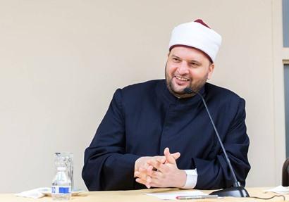 الدكتور إبراهيم نجم مستشار مفتي الجمهورية