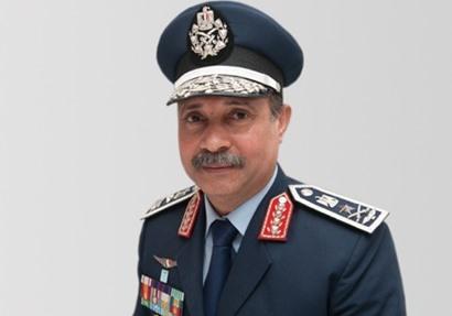 الفريق يونس المصرى قائد القوات الجوية