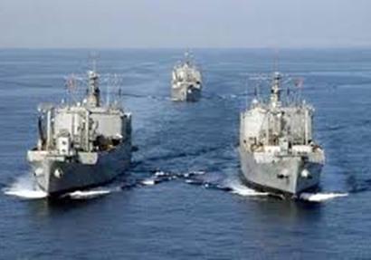 القوات البحرية في عيدها الخمسين