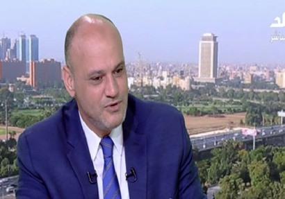 رئيس تحرير الأخبار خالد ميري