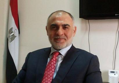 أتيلا أطاسيفين رئيس جمعية الأتراك المصريين