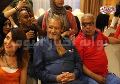 محمد العدل والفيشاوي يؤازران المنتخب