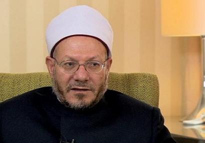 الدكتور شوقي علام، مفتي الجمهورية